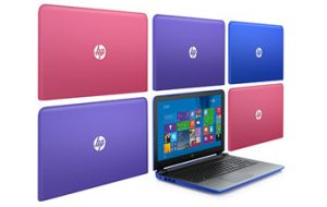 hp laptop servis